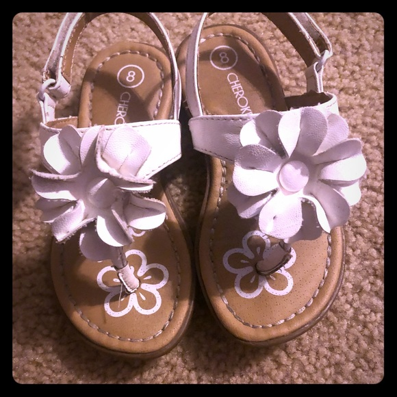 Cherokee Shoes   Toddler Girls Sandals